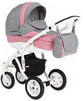 Детская коляска универсальная 2 в 1 Adamex Barletta 51L (Адамекс Барлетта)