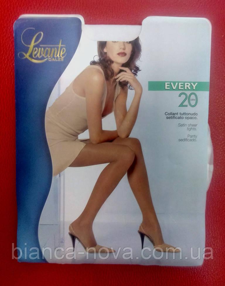 Колготки женские Levante panna
