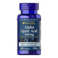 АЛЬФА-ЛИПОЕВОЙ КИСЛОТА Alpha Lipoic Acid 100 mg60 caps