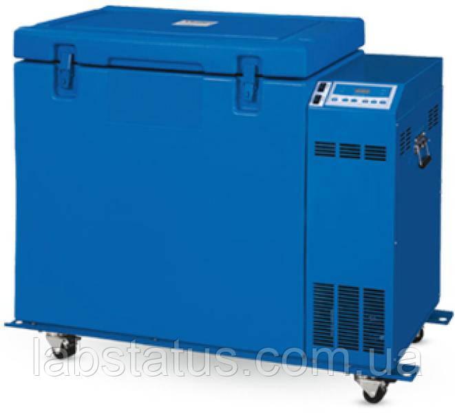 Холодильник для транспортировки крови Haier HXC-80 (+4°С или +22°С, 80л)