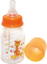 Бутылочка пластиковая  150 мл, арт. 1101
