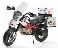 Детский электромобиль-мотоцикл Peg-perego Ducati Hypersross