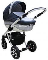 Детская коляска универсальная 2 в 1 Adamex Barletta 86L (Адамекс Барлетта)