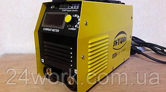 Инверторный сварочный аппарат Shyuan MMA 280M (кейс+дисплей)