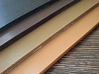 Полиуретан BISSELL ЛИНИЯ жесткий зашкуренный р. 260*300*6 мм цвет бежевый