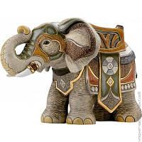 Декоративная Статуэтка De Rosa Rinconada Large Wildlife. Слон Боевой (Dr450-22)