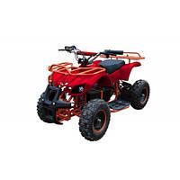 Электроквадроцикл Vega Simba 800W (Red), фото 1