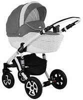 Детская коляска универсальная 2 в 1 Adamex Barletta 98L (Адамекс Барлетта)