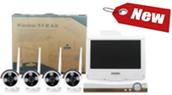 Комплект беспроводной передачи видеосигнала N100-W