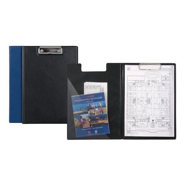 2513-01-А Папка-планшет 2513-01 чорна