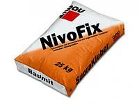 Смесь для приклеивания утеплителя ППС плит и минеральных  Baumit NivoFix 25кг
