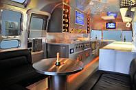 Переоборудования микроавтобусов в мобильный бар