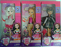 Кукла Ever After High 601-44/5/6/7/8А Китай