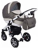 Детская коляска универсальная 2 в 1 Adamex Barletta 667K (Адамекс Барлетта)