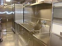 Переоборудования автобусов в мобильную кухню