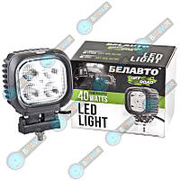 Доп LED Фары BELAUTO BOL 0410F (точечный)