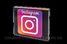 """Шоколадный набор с фото """"Instagram"""" (на 12 шоколадок) - изготовление 3-5 раб.дней"""