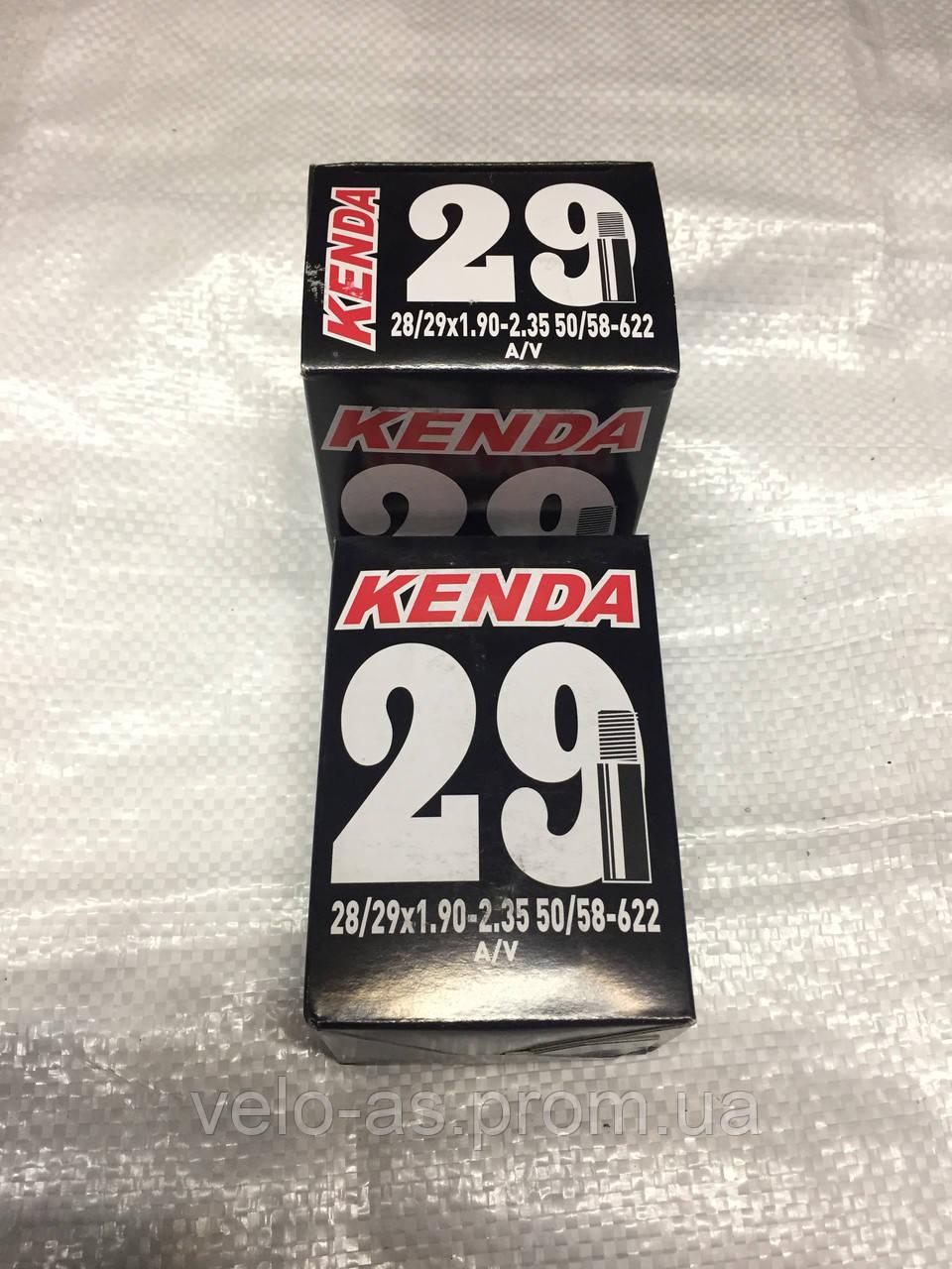 Камера KENDA 28/29x1.90-2.35 50/58-622 A/V