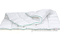 Одеяло антиаллергенное EcoSilk Зима Чехол микросатин 003 зимнее 155х215 см вес 1800 г.