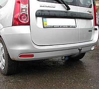 Фаркоп на Renault Logan MCV универсал (2008-2013) Рено Логан МСВ