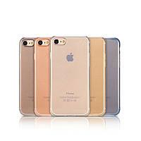 Чехол для iPhone 7 - Remax Crystal series, разные цвета