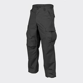Штаны BDU - NyCo Ripstop - чёрные ||SP-BDU-NR-01