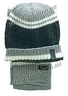 Шапка и шарф P.O.X. (5116047)
