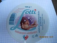Детский крем для попы Lotti 100 мл.