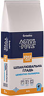 Цементно-полімерна шпаклювальна гладь Акрил-Пуц Fasad 5 кг