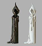 Декоративна накладка Свічка 21*4*1,5 см, фото 2