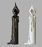 Декоративная накладка Свеча 21*4*1,5 см, фото 2