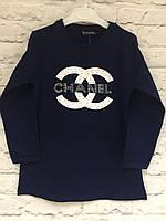 Кофта-туника Chanel для девочек 122-164