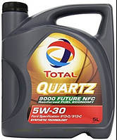 Моторное масло Total QUARTZ 9000 FUTURE NFC 5W-30 5л