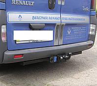Фаркоп на Renault Trafic (2001-2014) Рено Трфаик