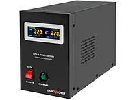 UPS LogicPower LPY-B-PSW-1500VA+  (1050Вт)
