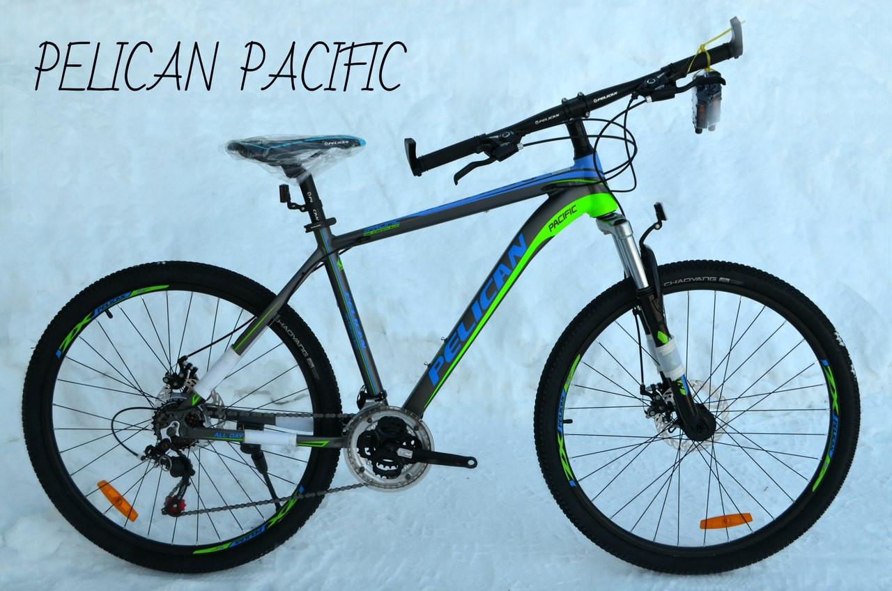 """Велосипед Pelican Pacific 27,5"""" х19"""" - VIKstore Интернет - магазин в Днепре"""