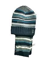 Шапка и шарф Polar Wear (5116183) мальчик