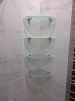 5 мм товщиною полиці скляні