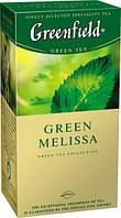 Травяной чай  Greenfield Green Melissa(25п)