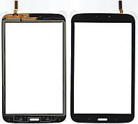 Тачскрин (сенсор) Samsung T3100 / T310 Galaxy Tab 3 чёрный (версия Wi-fi)