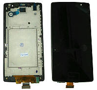 Дисплей + сенсор LG H422 Spirit Y70 with frame черный