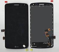 Дисплей + сенсор LG X220ds K5 черный