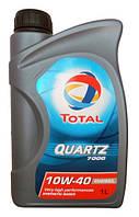 Масло моторное дизельное Total QUARTZ DIESEL 7000 10W-40 1л - интернет магазин Чайна Части