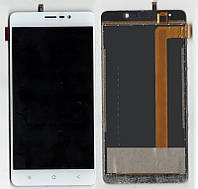 Дисплей + сенсор Blackview A8 Max (TFP05551403C) белый