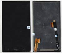 Дисплей + сенсор HTC One M7 801n 801e чёрный (оригинал)