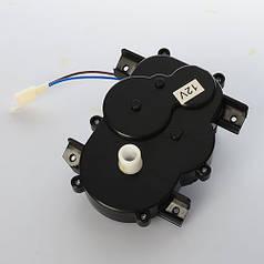 Рулевой редуктор с мотором 12V для электромобиля М 3283