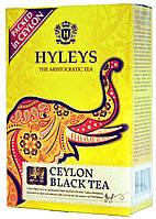 """Чай чёрный Хейліс  """"Цейлонський """" 90г"""