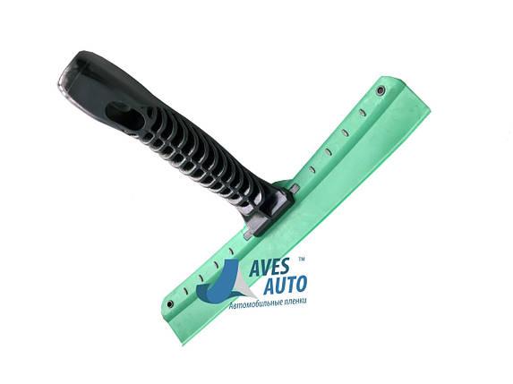 Сгон профессиональный с ручкой для удаления воды - Vikan Wipe-n-Shine 45 см. (707952), фото 2