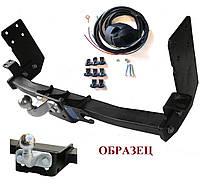 Фаркоп на Renault Master (1999-2010) Литой крюк. Рено Мастер