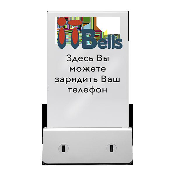Зарядное устройство для мобильных Power Bank серебряный